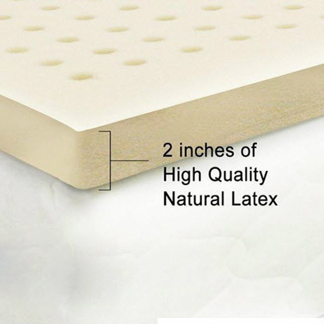 "natural latex topper futon topper mattress topper natural latex topper Eco friendly mattress topper 2 inch mattress topper 2"" mattress topper"