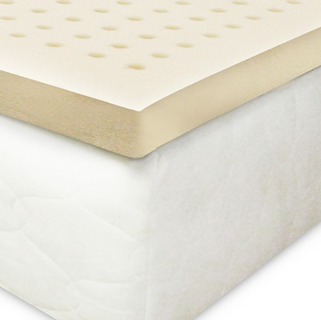 "2"" organic latex topper  2 inch mattress latex mattress  organic mattress topper organic latex mattress topper  healthy mattress topper healthy bedding"