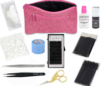 Basic Eyelash Extension Training Kit