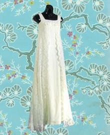 Edwardian - look wedding dress