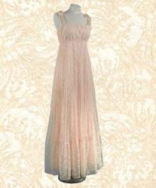 Beautiful lace negligee