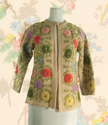 1960s Embroidered sweater