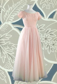 1950s Evening-gown