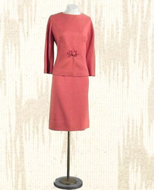 1950s R&K Original pink suit