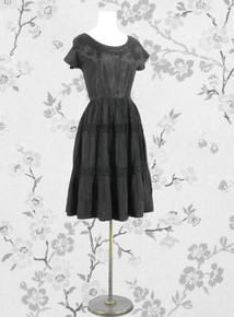 Black dream sparkle dress