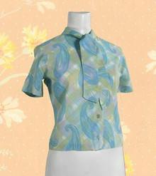 1960s Fashion Fads blouse