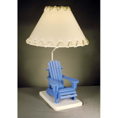 Adiirondack Chair Lamp