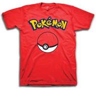 Pokemon - Pokeball - Mens - T-shirt