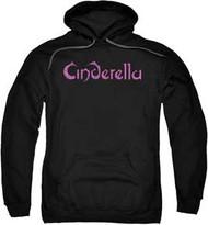 Cinderella - Logo - Mens -Heavyweight Hoodie