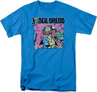 Judge Dredd - Fenced - Mens - T-shirt