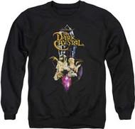 Dark Crystal - Crystal Quest - Mens - Crewneck Sweatshirt