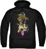 Dark Crystal - Crystal Quest - Mens - Heavyweight Hoodie
