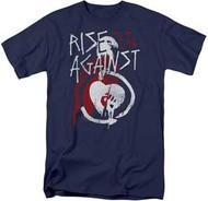 Rise Against - Eagle - Mens - T-shirt