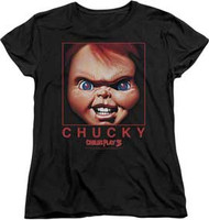 Childs Play - Chucky Squared - Womens - T-shirt
