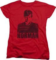 Bates Motel - Norman - Womens - T-shirt