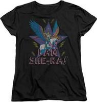 She-Ra - I Am She Ra - Womens - Tee