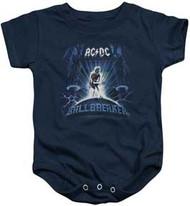 AC/DC - Ballbreaker - Infant Snapsuit