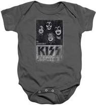 KISS - Live - Infant Snapsuit