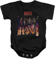 KISS - Destroyer Cover - Infant Snapsuit