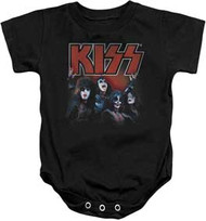 KISS - Kings - Infant Snapsuit