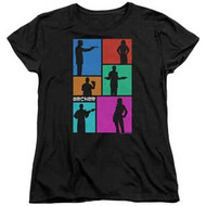 Archer - Silhouettes - Womens - T-shirt