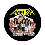 "Anthrax - Toon - 1"" Button"