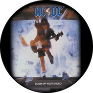 "AC/DC - Blow Up Video - 1"" Button"