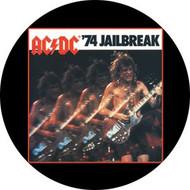 "AC/DC - Jail Break - 1"" Button"