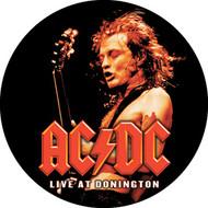 """AC/DC - Donnington - 1"""" Button"""