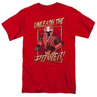 Power Rangers - Ninja Steel - Unleash - Mens T-shirt