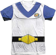 Voltron - Lance Costume Front - Mens Sublimated Tee