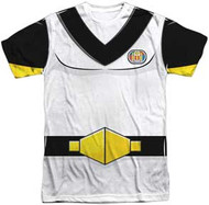 Voltron - Sven Costume Front - Mens Sublimated Tee