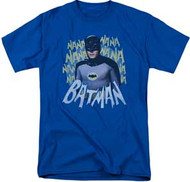 Batman - Classic TV Series - Theme Song - Mens T-shirt