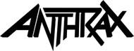 Anthrax - Logo - Rub On Sticker