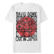 David Bowie - Japan - Mens - T-shirt