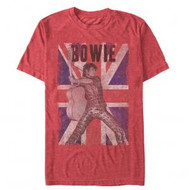 David Bowie - Union - Mens - T-shirt
