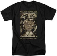 Velvet Revolver - Quick Machines - Mens - T-shirt