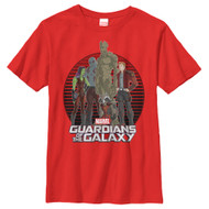 Guardians of the Galaxy - Guardian Glare - Youth T-shirt