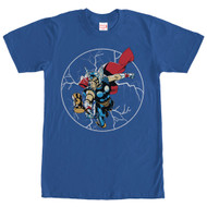 Beta Ray Bill - Bill Lightning - Mens T-shirt