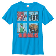 Inhumans - Royals - Youth - T-shirt