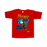 Guardians Of The Galaxy - Rocket Diagram - Toddler Tee