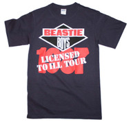 Beastie Boys - Licensed to ILL - Mens T-shirt