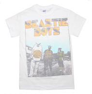 Beastie Boys - Halftone - Mens T-shirt