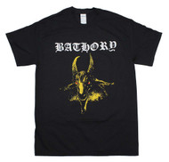 Bathory - Yellow Goat - Mens T-shirt