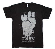 Rage Against The Machine - Fist - Mens T-shirt