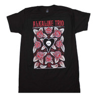 Alkaline Trio - Roses - Mens T-shirt
