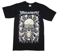 Megadeth - Red Bones - Mens - Tshirt