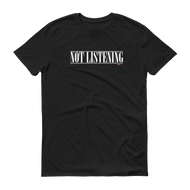 Volatile | Listening | Mens T-shirt