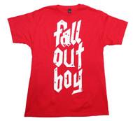 Fall Out Boy - Metal Stack - Mens - T-shirt