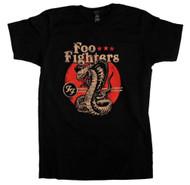 Foo Fighters - Cobra - Soft - Mens - T-shirt